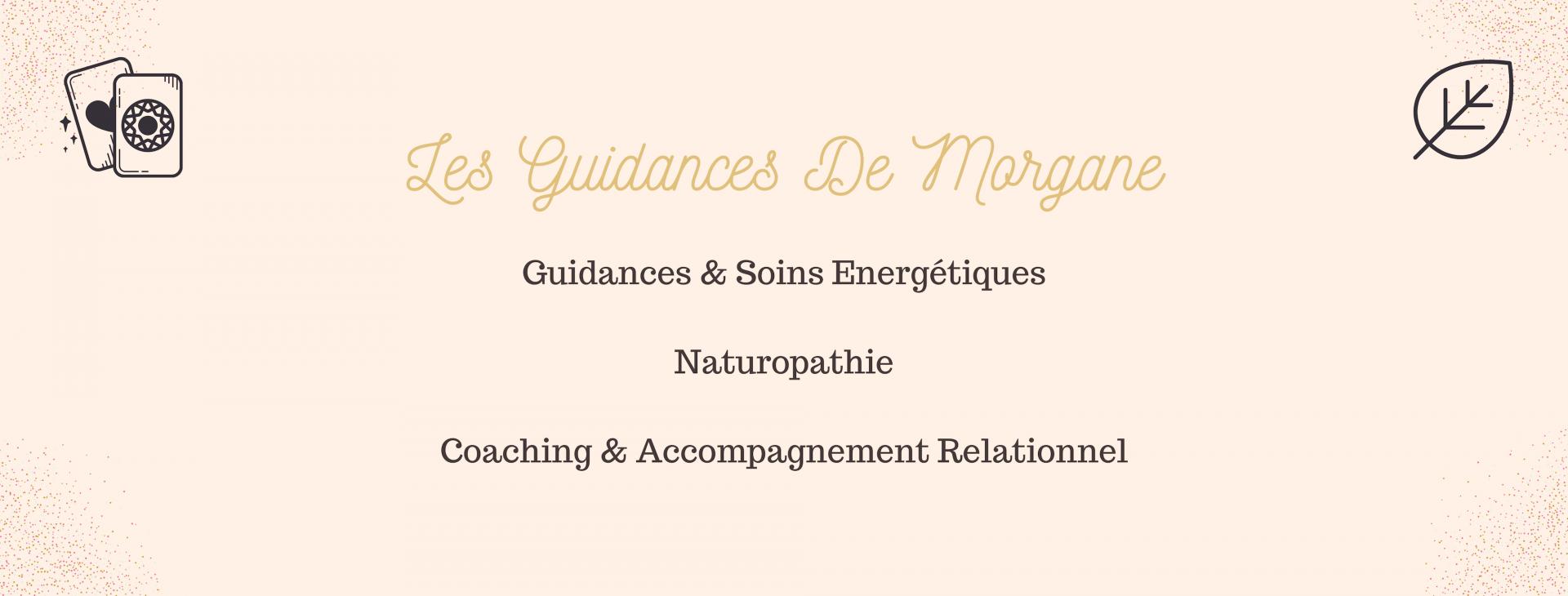 Guidances & Thérapies Holistiques